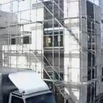 工事現場用防犯カメラ