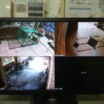 マンションへの防犯カメラ設置4