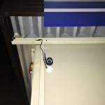自動販売店 防犯カメラ1
