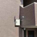 マンション監視カメラ1