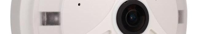 魚眼レンズ 防犯カメラ
